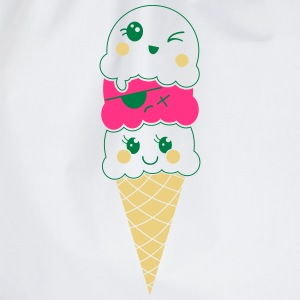icecream-kawaii1 Tops - Turnbeutel
