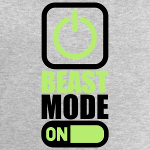 On Power An Beast Mode T-Shirts - Men's Sweatshirt by Stanley & Stella