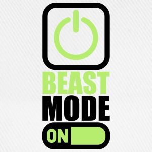 On Power An Beast Mode T-Shirts - Baseball Cap