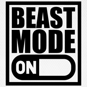 On An Power Beast Mode T-Shirts - Baseball Cap