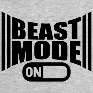 On An Beast Mode Power T-Shirts - Men's Sweatshirt by Stanley & Stella