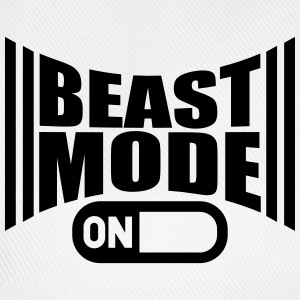 On An Beast Mode Power T-Shirts - Baseball Cap