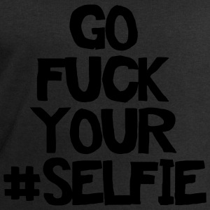 Go fuck your selfie Tee shirts - Sweat-shirt Homme Stanley & Stella