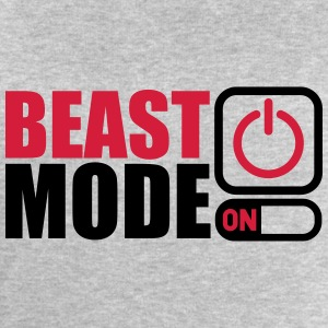 Beast Mode On Power An T-Shirts - Men's Sweatshirt by Stanley & Stella