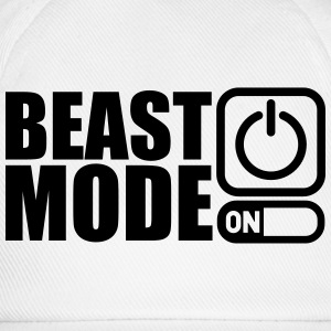 Beast Mode On Power An T-Shirts - Baseball Cap