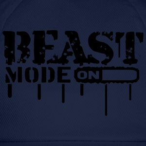Beast Mode On An Graffit T-Shirts - Baseball Cap