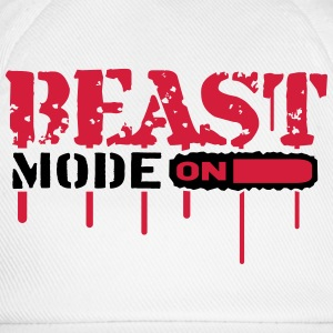 Beast Mode On An Blut Graffit T-Shirts - Baseball Cap