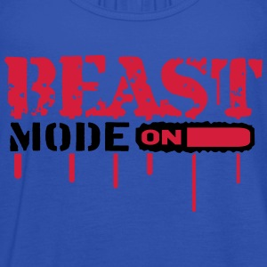 Beast Mode On An Blut Graffit T-Shirts - Women's Tank Top by Bella