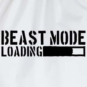 Beast Mode Loading Power T-Shirts - Turnbeutel