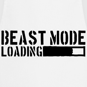 Beast Mode Loading Power T-Shirts - Kochschürze