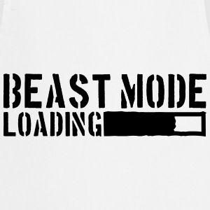 Beest-modus laden Power T-shirts - Keukenschort
