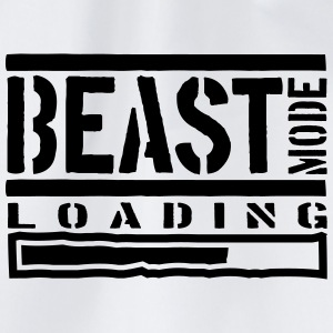 Beast Mode Loading T-Shirts - Turnbeutel