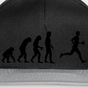 Evolution Beer Runner Tee shirts - Casquette snapback