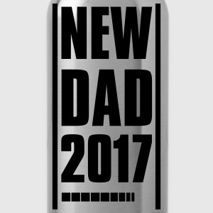 NEW DAD FATHER VATER 2017 T-Shirts - Water Bottle