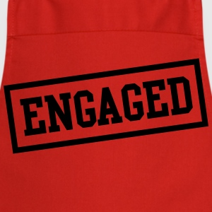 Engaged Box T-Shirts - Cooking Apron
