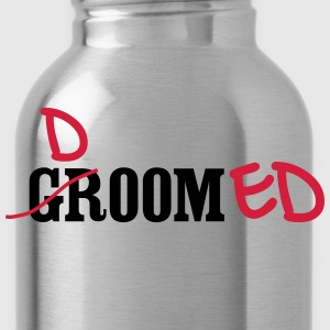 Groom Doomed T-Shirts - Water Bottle