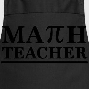 Math Teacher Pi T-Shirts - Cooking Apron