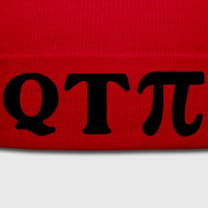 QT Pi T-Shirts - Winter Hat