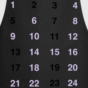 Prime Numbers T-Shirts - Cooking Apron