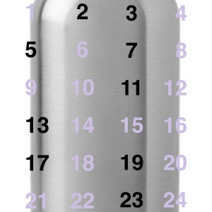 Prime Numbers T-Shirts - Water Bottle