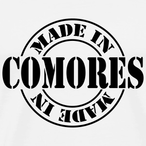 made_in_comores_m1 Tröjor - Premium-T-shirt herr