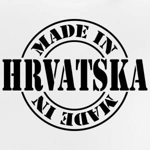 made_in_hrvatska_m1 T-shirts - Baby-T-shirt