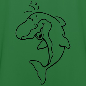 Happy Dolphin - Dolphins - Marine Hoodies & Sweatshirts - Men's Football Jersey