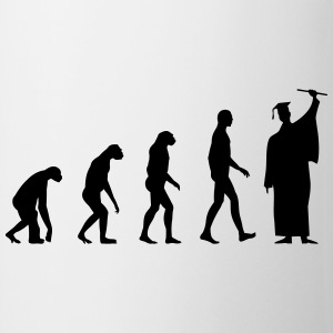 Evolution Graduation T-Shirts - Mug