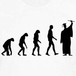 Evolution Graduation T-Shirts - Men's Premium Longsleeve Shirt