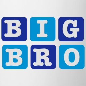 Big Brother Blocks Shirts - Mug