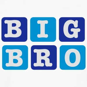 Big Brother Blocks Shirts - Men's Premium Longsleeve Shirt