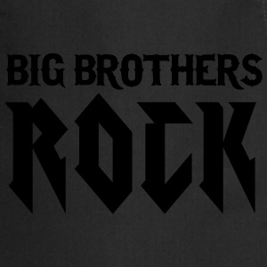 Big Brothers Rock Shirts - Cooking Apron