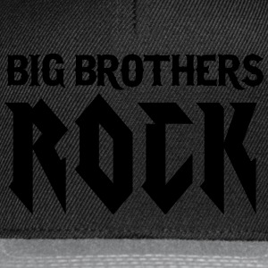 Big Brothers Rock Shirts - Snapback Cap