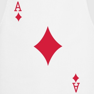 Ace Playing Card T-Shirts - Cooking Apron
