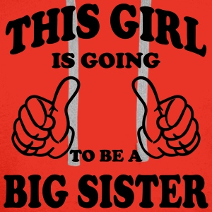This Girl is going to be a Big Sister Shirts - Men's Premium Hoodie