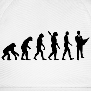 Evolution Architekt T-Shirts - Baseballkappe