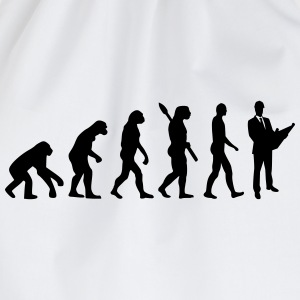 Evolution Architekt T-Shirts - Turnbeutel