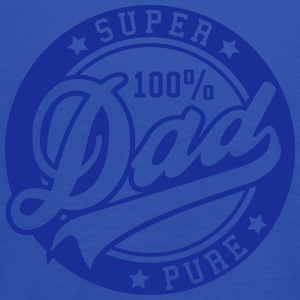 100 percent PURE SUPER DAD Sweat-shirts - Débardeur Femme marque Bella