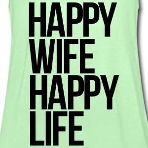 wife T-Shirts - Women's Tank Top by Bella