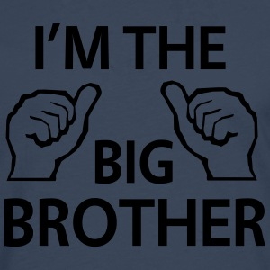 I'm the Big Brother Shirts - Men's Premium Longsleeve Shirt