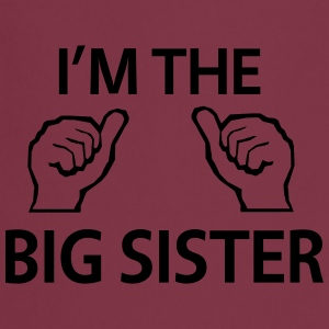 I'm the Big Sister Shirts - Cooking Apron