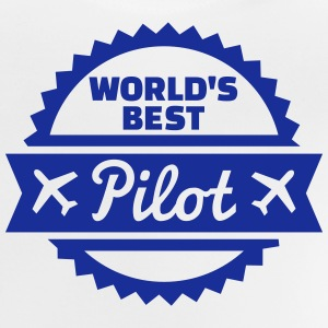 World's best Pilot T-Shirts - Baby T-Shirt