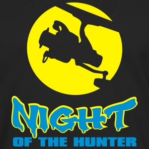 night_of_the__2c T-Shirts - Männer Premium Langarmshirt