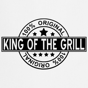 king of the grill T-Shirts - Cooking Apron