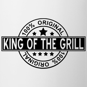 king of the grill T-shirts - Mugg