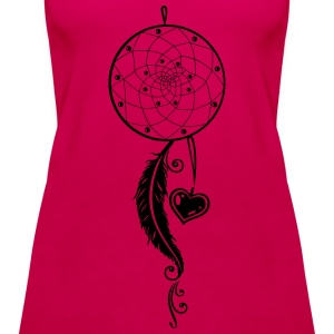 Traumfänger, dreamcatcher, Indianer, indian T-Shirts - Women's Premium Tank Top