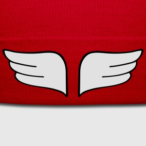 wings ailes Tee shirts - Bonnet d'hiver
