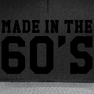 Made in the 60'S Tee shirts - Casquette snapback