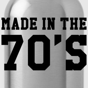 Made in the 70'S T-Shirts - Water Bottle