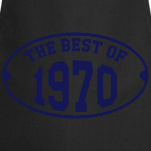 The Best of 1970 T-Shirts - Cooking Apron